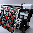 Impression textile grand format